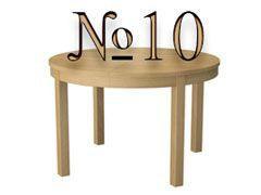 Диета номер 10, 10А, 10И, 10С