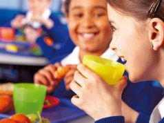 Правильное питание дошкольников и школьников