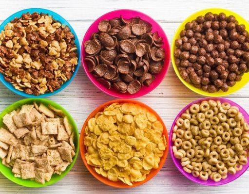 Продукты для детей обогащены витаминами